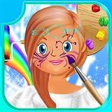 顔塗料メイクアップ - 女の子の化粧ゲーム