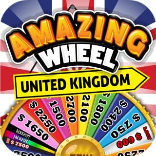 Amazing Wheel (UK) - Word and Phrase