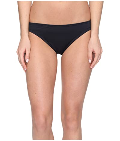 MICHAEL Michael Kors Villa Del Mar Classic Bikini Bottom (Black) Women