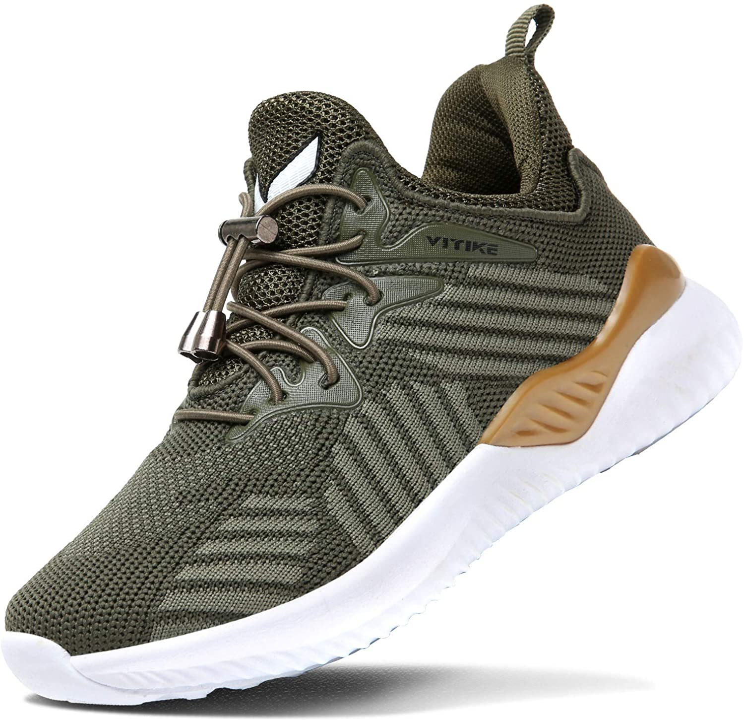 WETIKE Recommended Mesh Slip On Lightweight Running Selling and selling Sneakers