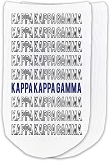 Best Repeat Sorority Name No Show Socks Review