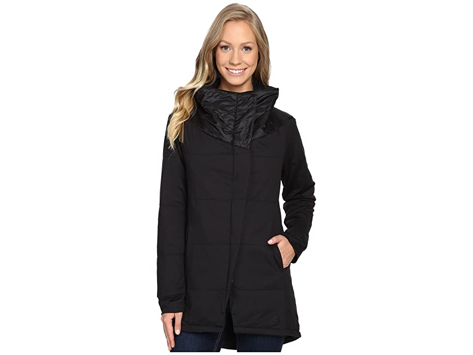 ... The North Face Long Pseudio Jacket (TNF BlackTNF Black (Prior Season))  Womens . ... 0c19a80e5