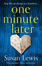Cover image of One Minute Later by Susan Lewis
