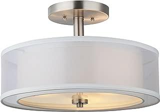 drum light fixtures ceiling