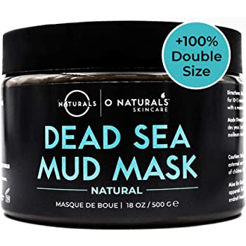 Amazon Com Dead Sea Mud Mask For Face Body Best Acne