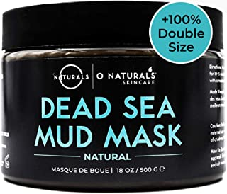 O Naturals Dead Sea Mud for Face & Body. Best Acne