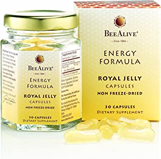 bee alive supplements