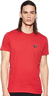 Wrangler Mens Ss Sign Off T-Shirt