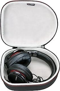 LTGEM Hard Headphone Case Travel Storage Bag for Sony, Audio-Technica, Xo Vision, Behringer, Beats, Photive, Philips, Bos...