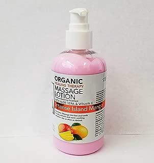 la palm products mango massage lotion