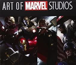 The Art of Marvel Studios