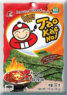 Tao Kae Noi Mala Flavour Crispy Seaweed, 32 g