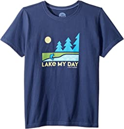 Lake My Day Tee (Little Kids/Big Kids)
