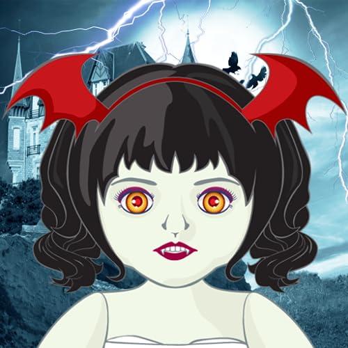 Dress Up Doll Vampire