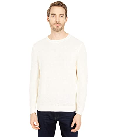 The Normal Brand Rib Shaker Sweater (Cream) Men