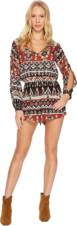 Billabong - Isles Of The Heart Romper
