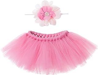 أزياء الأطفال حديثي الولادة البنات ملابس يدوية الصنع مع غطاء للرأس على شكل زهرة