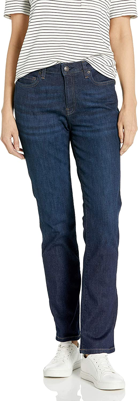 Sales Amazon Max 49% OFF Essentials Women's Jean Straight-fit Slim