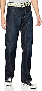 Enzo Jeans Loose Fit Uomo