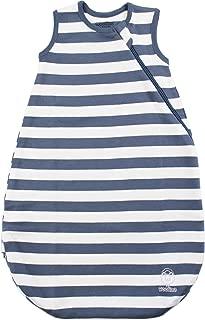 Woolino Organic Cotton Baby Sleep Bag or Sack, Infant Sleeping Bag Wearable Blanket, 0-3 Years
