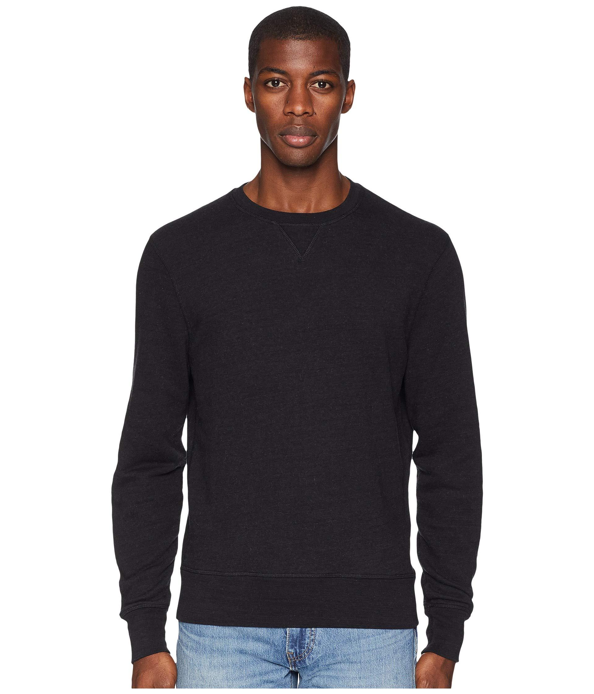 Crew Neck Levi's® Premium Caviar Sweatshirt Z6wPg