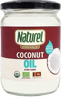 Naturel Organic Extra Virgin Coconut Oil, 500 ml