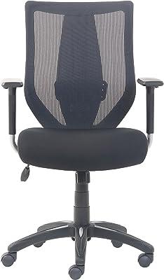Amazon Brand - Movian Office Chair, High Back, Mesh, Adjustable Height, 61 x 67.3 x 99.1 cm, Black