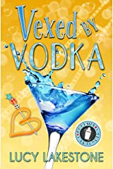 Vexed by Vodka (Bohemia Bartenders Mysteries Book 3) Kindle Edition