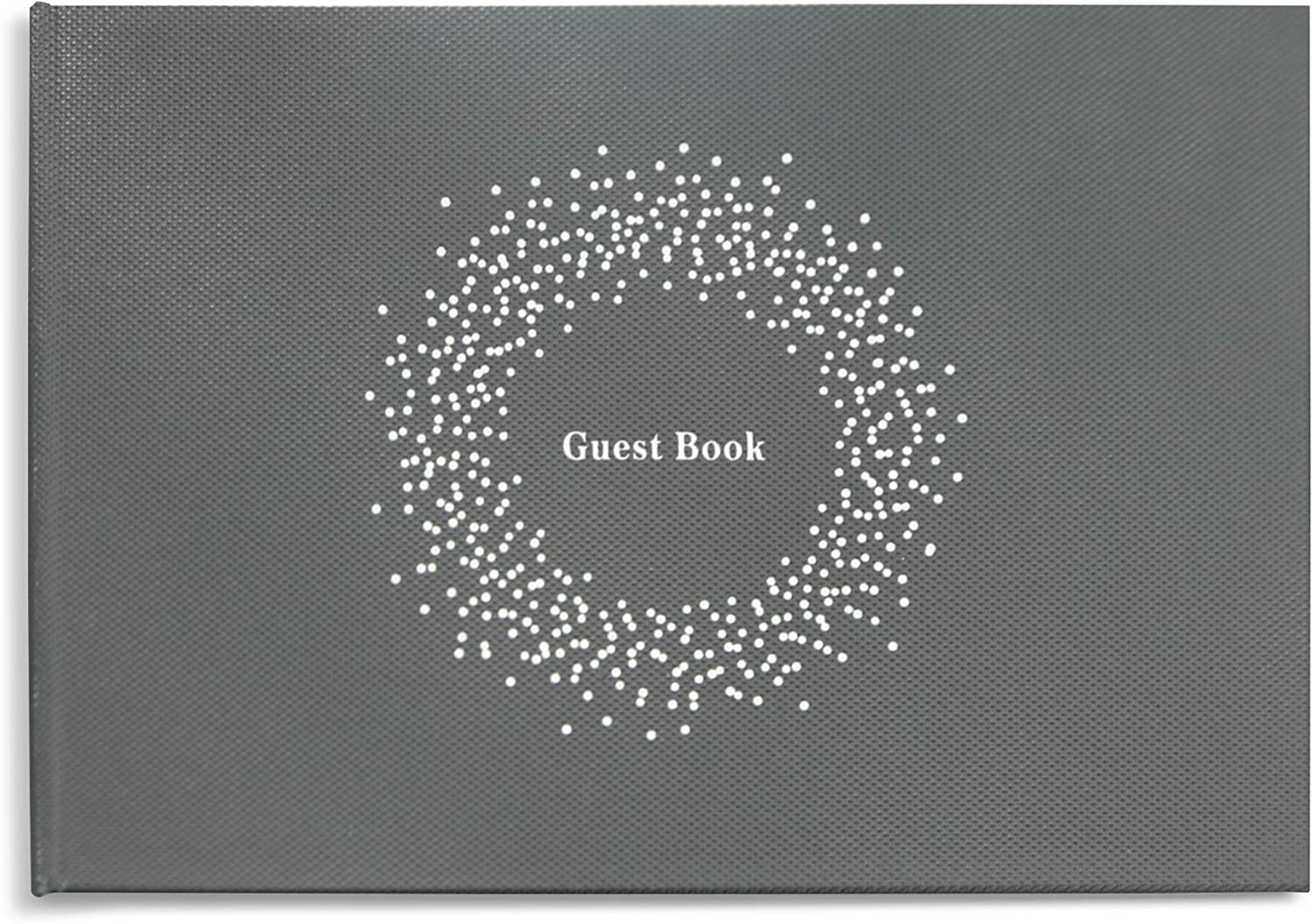 Clearstory Guest Book for Your Indianapolis Mall Special Metallic Color 25% OFF Occasions