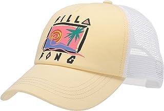 Billabong Women's Aloha Forever Adjustable Trucker Hat with Mesh Back