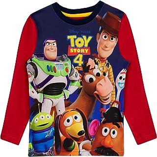 Disney Camiseta de Manga Larga para niños Toy Story
