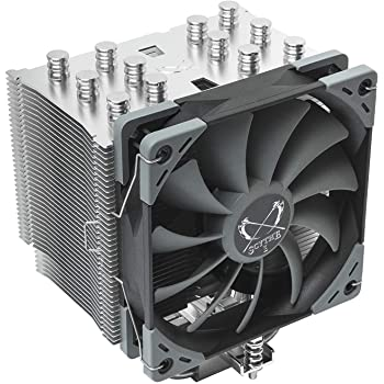 Scythe Mugen 5 Rev.B CPU Air Cooler, 120mm Single Tower, Intel LGA1151, AMD AM4/Ryzen