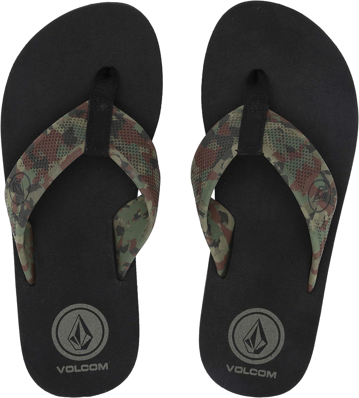 Volcom Herren Daycation Daycation Flip Flop Sandale  Hersteller direkte Versorgung