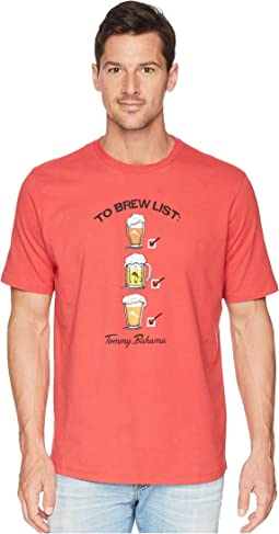 To Brew List Tee