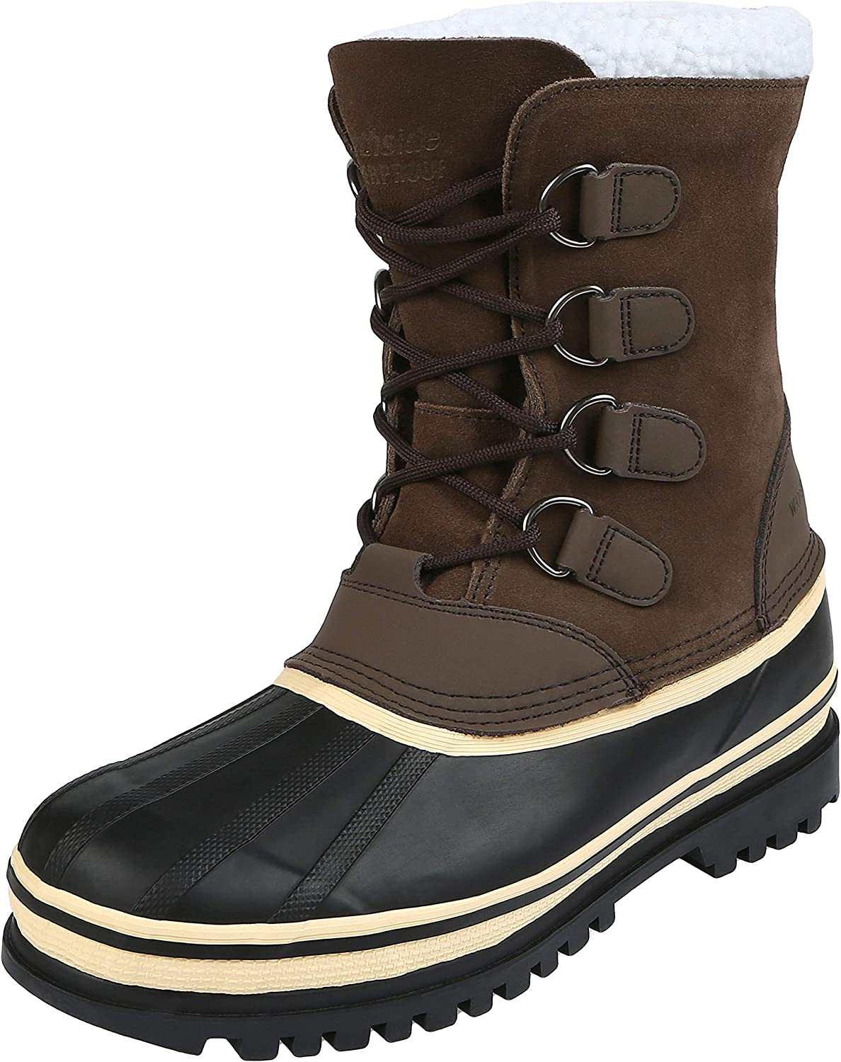Northside 1 year warranty OFFicial store Men's Back Country Waterproof Pack Boot