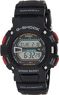 Casio G-Shock Mudman Men's Digital Resin Band Watch