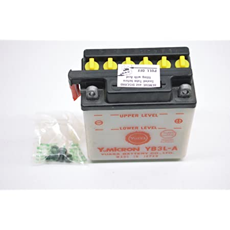 Yuasa Batterie Yb12al A Offen Ohne Saeure Auto