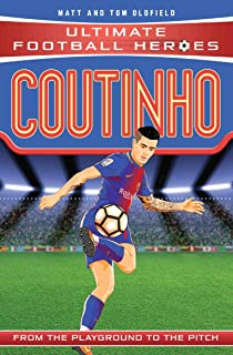 Coutinho (Ultimate Football Heroes) - Collect Them All!: Fro