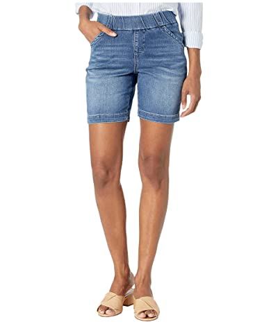 Jag Jeans 8 Gracie Pull-On Shorts in Denim (Mission) Women