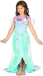 Let's Pretend Child's Deluxe Mermaid Costume, Toddler