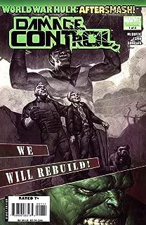 World War Hulk Aftersmash Damage Control Issue 1 By Dwayne McDuffie [Comic]