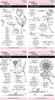 Best tulip clear stamps Reviews