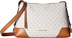 233415951f90c4 MICHAEL Michael Kors. Mercer Medium Messenger. $222.99MSRP: $278.00.  Vanilla/Acorn