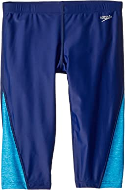 Speedo Kids - Splice Swim Leggings (Big Kids)
