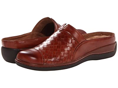 SoftWalk San Marcos (Rust Burnished Veg Leather) Women