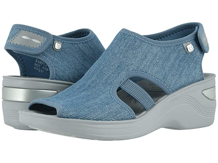 Bzees  Dream (Denim) Womens Sandals