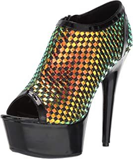Ellie Shoes Womens 609-JACLYN 609-jaclyn Black Size: 6 US / 6 AU
