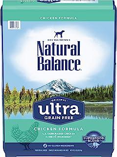 Sponsored Ad - Natural Balance Original Ultra Grain Free Dry Dog Food