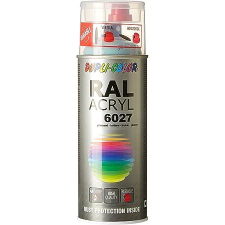 Dupli Color 490866 Ral Acryl Spray 6027 400 Ml Lichtgrün Glanz Auto