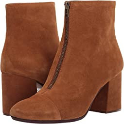 Equestrian Brown Suede
